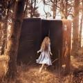 Девушка в лесу - Girl in the wood