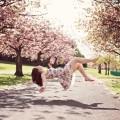 Девушка в парке - Girl in the park