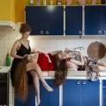Девушки на кухне - Girls on the kitchen