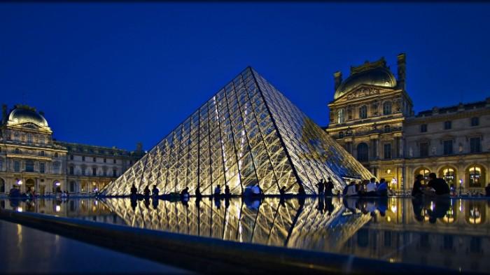 franciya louvre parizh dvorey 700x393 Париж   Paris