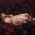 Девушка в цветах - Girl in a flowers