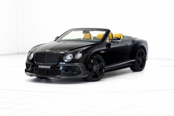 startech bentley continental 3180 700x466 Бентли   Bentley