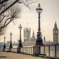 Набережная Лондона - London embankment