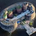 Строение на воде - Building on the water