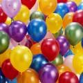 Цветные воздушные шарики - Color balloons