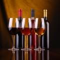 Бутылки вина - Wine bottles