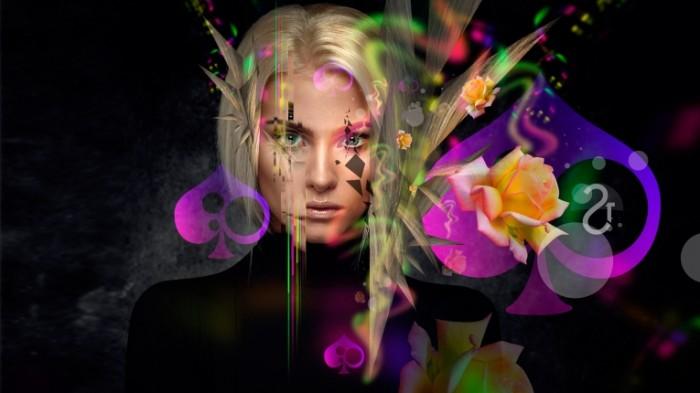 Blondinka i rozyi Blonde Girl Roses 3840    2160 700x393 Блондинка и розы   Blonde Girl Roses