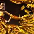 Brunette Dress Light Style