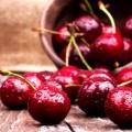 Черешня - cherries