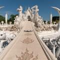 Белоснежный храм тайланд - wat rong khun