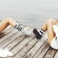 Девушки на пирсе - Girls on a pier