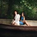 Две девушки в лодке - Two girls in a boat