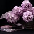 Корзина с цветами - Basket with flowers