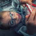 Ребенок с шоколадом - Child with chocolate