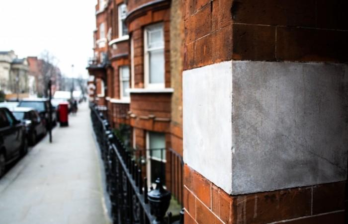 london london ulica zdanie 700x451 Дом на улице   House on the street