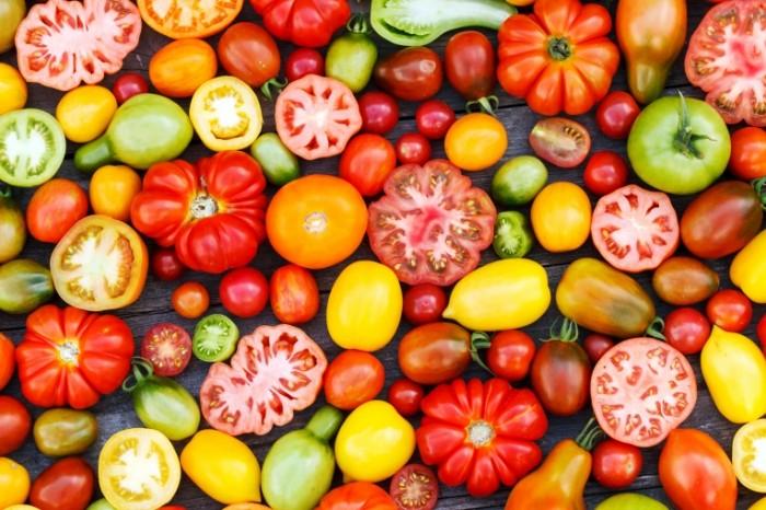 urozhay ovoschi pomidory 700x466 Помидоры   Tomatoes