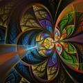 Цветочный узор - Flower pattern