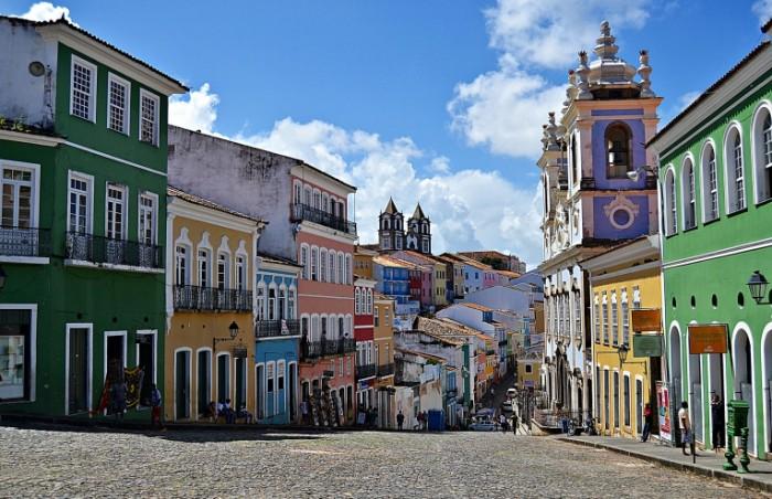braziliya baiya salvador 6797 700x452 Бразилия   Brazil
