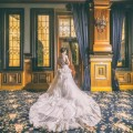 Девушка в свадебном платье - Girl in a wedding dress