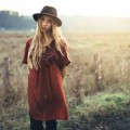 Девушка в шляпке - Girl in a hat