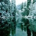 Зимнее озеро - Winter lake