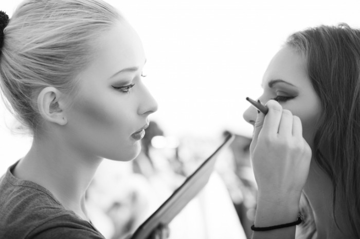 makeup artist makeup 700x466 Визажист   Make up artist