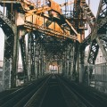 Мост железной дороги - Railroad bridge