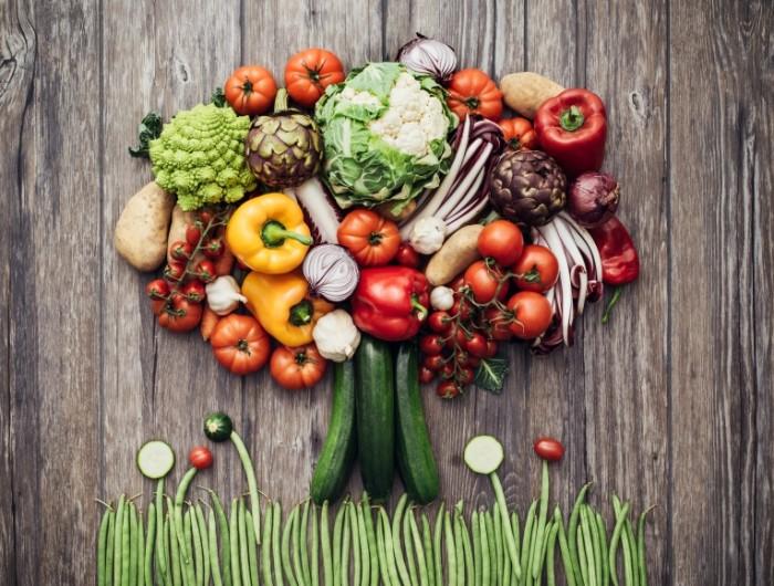 ovoschi kompoziciya kreativ 700x530 Овощи   Vegetables