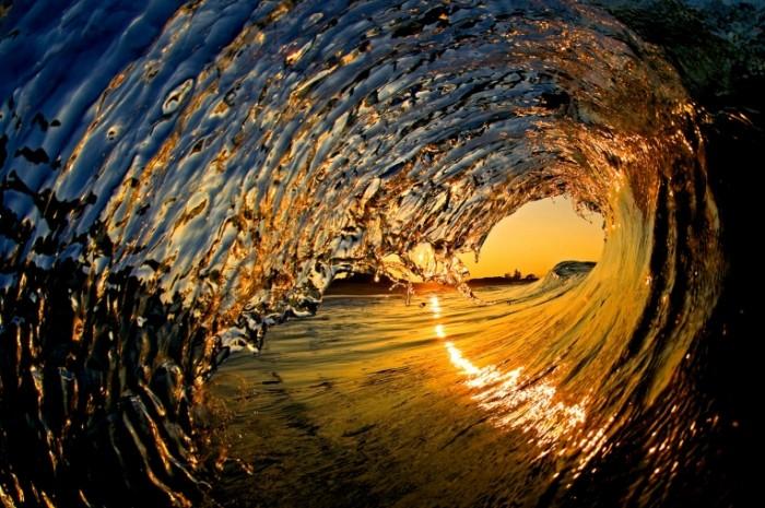 priroda more okean volna svet dorozhka 700x465 Волна   Wave