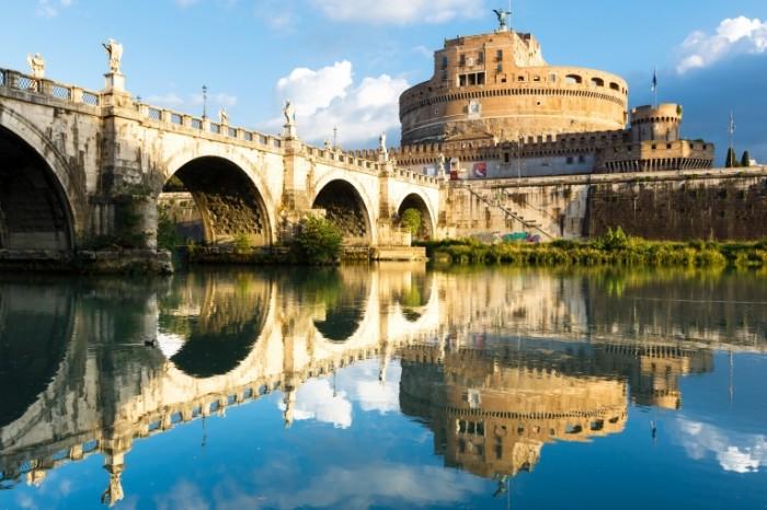 rim italiya reka most krepost 700x466 Италия   Italy