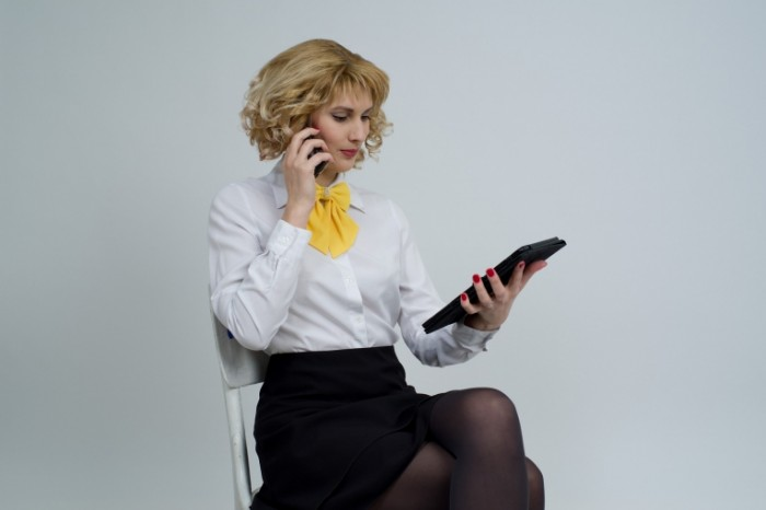 Biznes ledi Business woman 700x466 Бизнес леди   Business woman