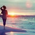 Девушка море - Girl sea