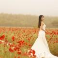 Девушка в свадебном платье - Girl in wedding dress