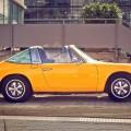 Желтый автомобиль - Yellow car