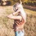 Девушка на природе - The girl on the nature