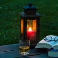 Фонарь, книга и очки - Lantern, book and glasses