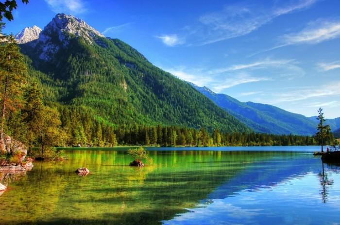 Gornyiy peyzazh Mountain landscape1 700x464 Горный пейзаж   Mountain landscape