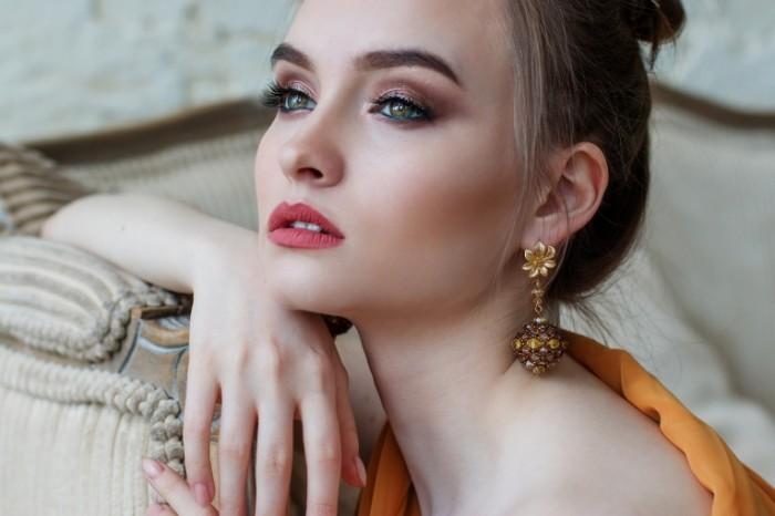 Krasivaya devushka Beautiful girl 700x466 Красивая девушка   Beautiful girl