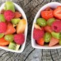 Летнее блюдо из фруктов - Summer dish of fruit