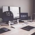 Рабочее место, девайсы - Workplace, devices