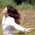 Девушка в поле - Girl in the field