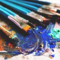 Кисти для рисования - Paint brushes
