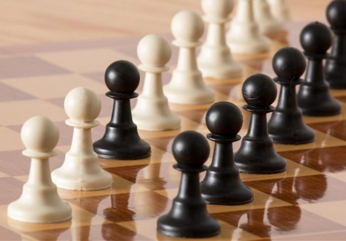 SHahmatyi peshki Chess pawns 700x488 Шахматы, пешки   Chess, pawns