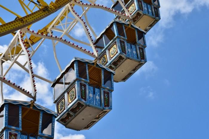 CHertovo koleso Ferris wheel 700x466 Чертово колесо   Ferris wheel