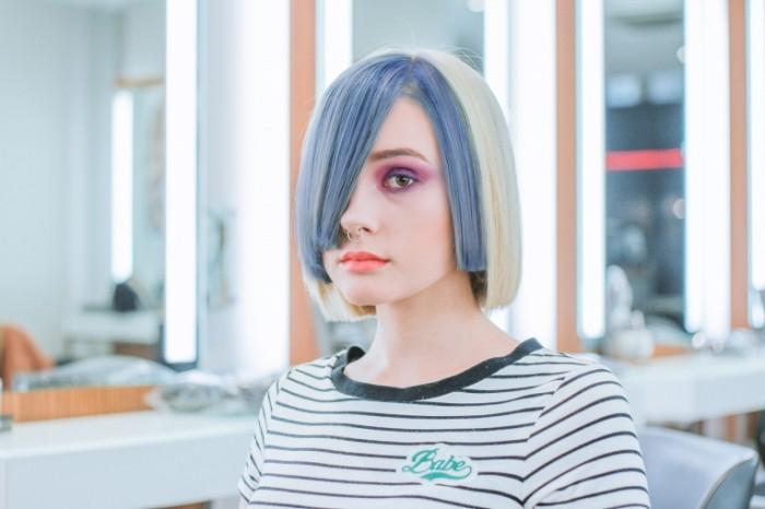 Devushka neformal pirsing Girl informal piercing 700x466 Девушка, неформал, пирсинг   Girl, informal, piercing