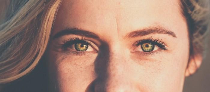 Glaza devushki The girls eyes 700x308 Глаза девушки   The girls eyes