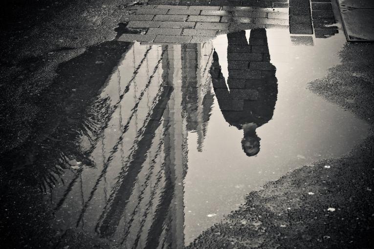 Текстура отражение