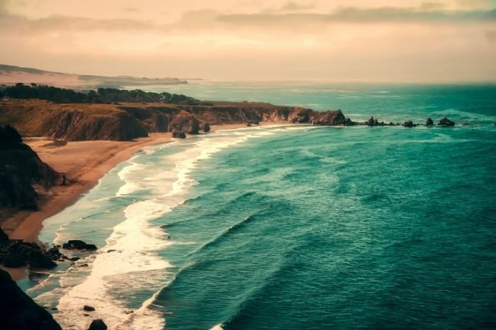 Plyazh okean Beach ocean 700x466 Пляж, океан   Beach, ocean