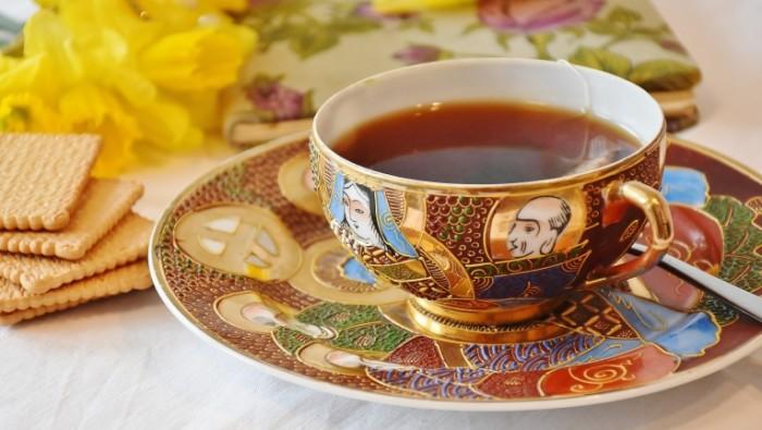 CHay pechene Tea biscuits 700x395 Чай, печенье   Tea, biscuits
