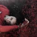 Девушка в красном платье - Girl in red dress